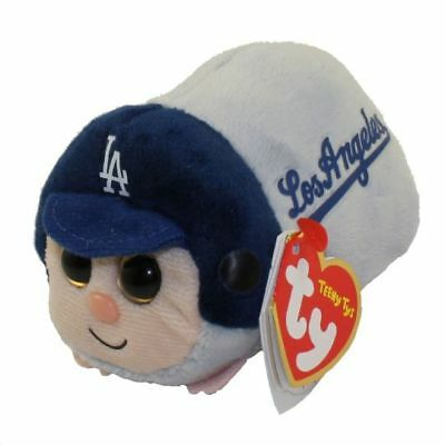 $ CDN8.67 • Buy Ty Beanie Boos Teeny Tys 4  MLB LOS ANGELES DODGERS Stackable Plush Toy MWMTs