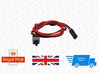 £2.37 • Buy PC Computer Motherboard Power Cable Switch On/Off/Reset Button Replacement #0013