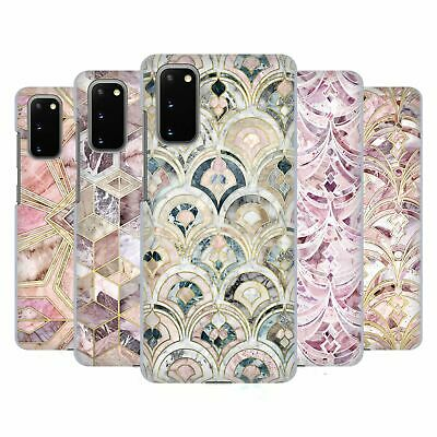 Official Micklyn Le Feuvre Marble Patterns Hard Back Case For Samsung Phones 1 • 9.95£
