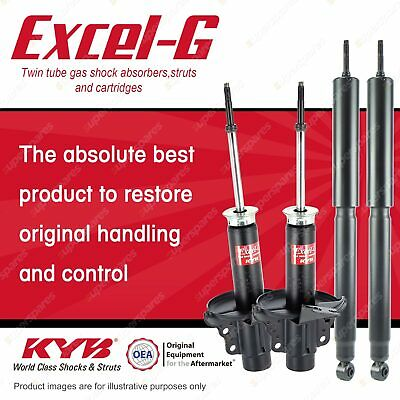 AU479.49 • Buy Front + Rear KYB EXCEL-G Shock Absorbers For KIA Pregio J2 2.7 D4 RWD Van