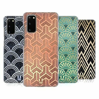 Head Case Designs Textured Art Deco Patterns Hard Back Case For Samsung Phones 1 • 7.95£