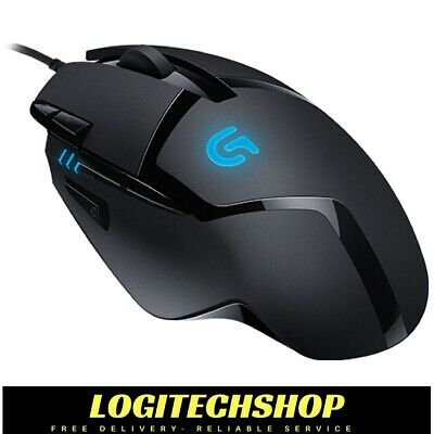 AU65 • Buy Logitech G402 Hyperion Fury Wired Ultra-Fast FPS Gaming Mouse (Free Postage)