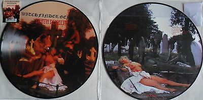 £18.93 • Buy Picture-LP WITCHFINDER GENERAL Death Penalty - BOBV498PD - RSD 2017 - Mint