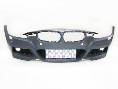 $399.99 • Buy BMW 3Series F30 M Sport M Tech Front Bumper With PDC 12-19