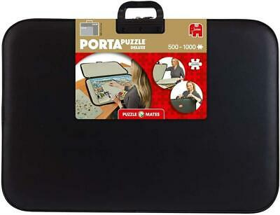 £34.99 • Buy Puzzle Mates Portapuzzle Deluxe 1000 Piece Jumbo Jigsaw Board Storage Mat Case
