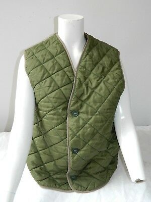 £22.99 • Buy Aircrew Body Warmer, Waistcoat, Combat Temperate, Size 5, Up To 40  Chest [3R6E]