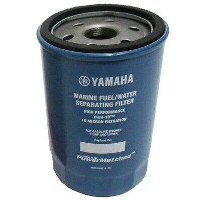 $19.99 • Buy Yamaha Marine Outboard Fuel/Water Filter MAR-M10EL-00-00 MAR-MINIF-IL-TR