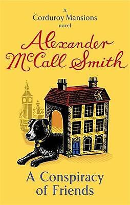 AU23.62 • Buy A Conspiracy Of Friends By Alexander McCall Smith (English) Paperback Book Free