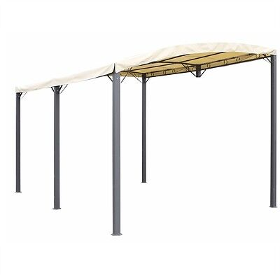 AU147 • Buy Authentic Mimosa Lean To Gazebo Replacement Canopy ONLY - Outdoor Living, Bbq,