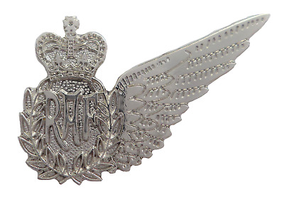 £7.50 • Buy Weapon Systems Officer Royal Air Force RAF MOD Nickel Pin Badge / Brevet