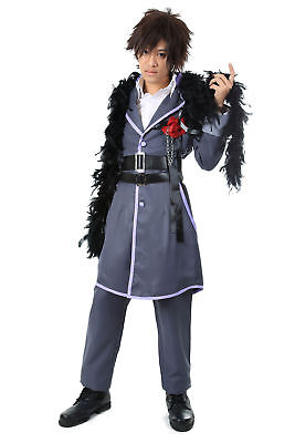 $79.98 • Buy Vocaloid Family Cosplay Costume The Secret Black Vow Gakupo Outfit V2 Set