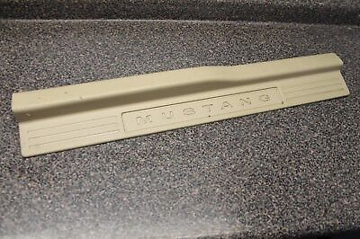 $40 • Buy 2005 Ford Mustang Front Right Passenger Side Door Sill Scuff Plate Trim Rh R 05