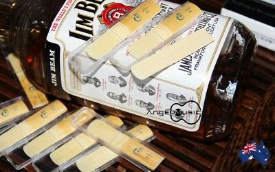 AU10 • Buy NEW Shannon Soprano Saxophone Reeds BB 10 Piece Of Packaging