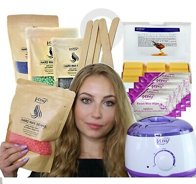 Wax Warmer Waxing Kit For Hair Removal At Home  Vaxy Wax Warmer & Accessories  • 22.49£