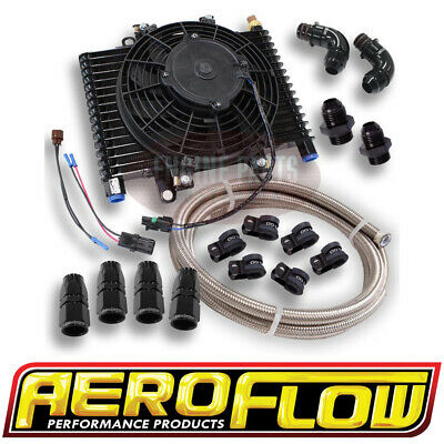 AU695 • Buy Ford Falcon BF FG FGX XR6 Turbo 6 Speed ZF Auto Transmission Oil Cooler Kit