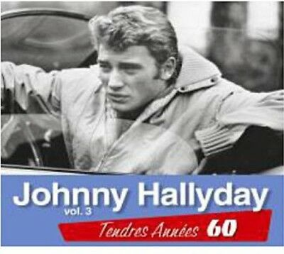 AU16.33 • Buy Johnny Hallyday - Tendres Annees 60 V3 [New CD]