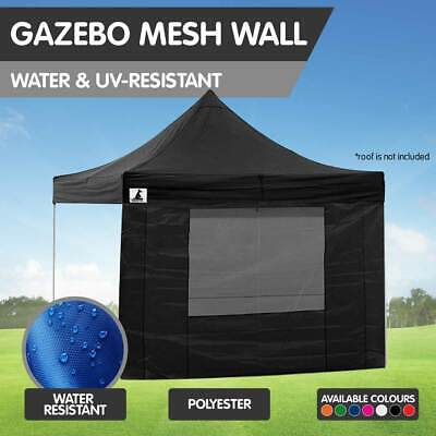 AU35 • Buy Replacement Gazebo Mesh Wall For 3x3m Popup Tent Marquee Outdoor Shade