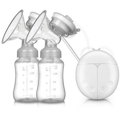 View Details Double Electric Breast Pump Automatic Intelligent Handfree USB Charging Feeder • 14.99£
