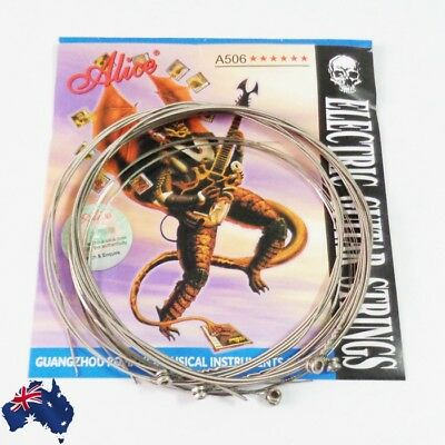 AU1.99 • Buy HIGH QUALITY Electric Guitar Strings .009/.042 NEW