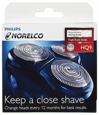 $ CDN55.69 • Buy Norelco HQ9 Replacement Heads + Eyebrow Trimmer
