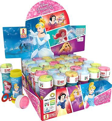 £7.49 • Buy Disney Princess Bubble Blowing Tubs Childrens Party Bag Filler Toys