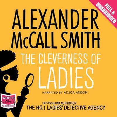 AU27.83 • Buy Cleverness Of Ladies By Alexander Mccall Smith Compact Disc Book Free Shipping!