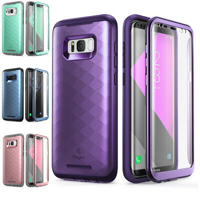AU44.99 • Buy Samsung Galaxy S8 PLUS Case Clayco Hera Series Full-body With Screen Protector