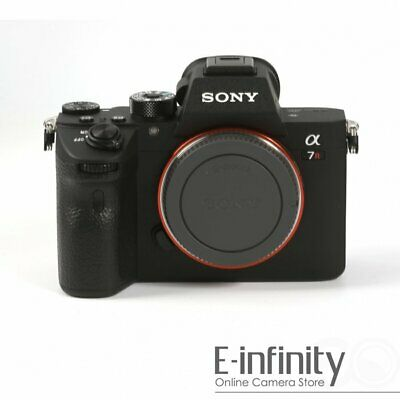 $ CDN2712.68 • Buy NEW Sony Alpha A7R III Mirrorless Digital Camera Body Only