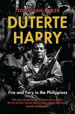 AU31.88 • Buy Duterte Harry: Fire And Fury In The Philippines By Jonathan Miller (English) Pap