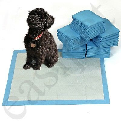 £22.99 • Buy 150 Large Puppy Pads Dog Pet Toilet House Training 60x45cm Wee Potty Pee Mat Cat