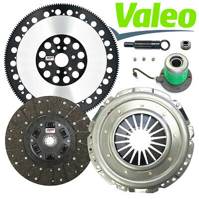 $271.73 • Buy Valeo Stage 2 Clutch Kit+ Slave+ Lightweight Flywheel 05-10 Ford Mustang Gt 4.6l