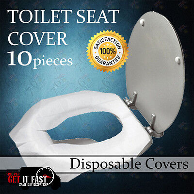 £2.99 • Buy Disposable Paper Toilet Seat Covers Toilet Disposable Toilet Seat Covers Hygine
