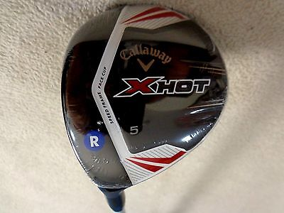 $ CDN150 • Buy LH - Callaway X-HOT 5/19* Wood W/Project X PXv Regular Graphite Shaft
