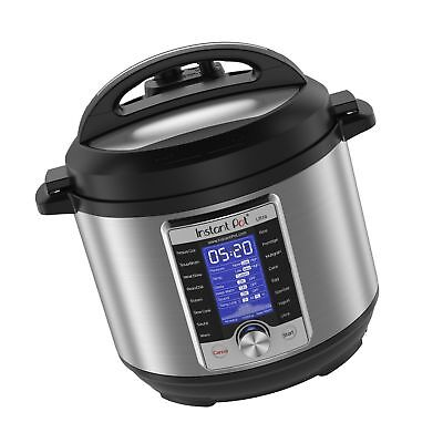 $173.29 • Buy Instant Pot Ultra 6 Qt 10-in-1 Multi- Use Programmable Pressure Cooker, Slow ...
