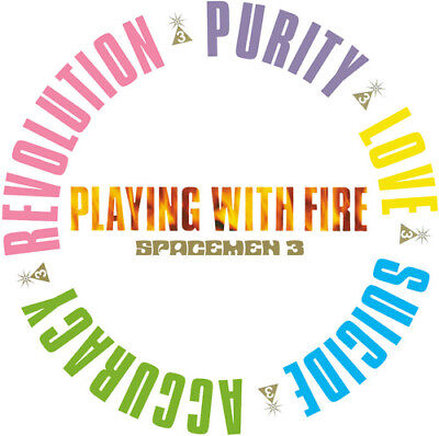 £24.98 • Buy Spacemen 3 - Playing With Fire [New Vinyl LP]