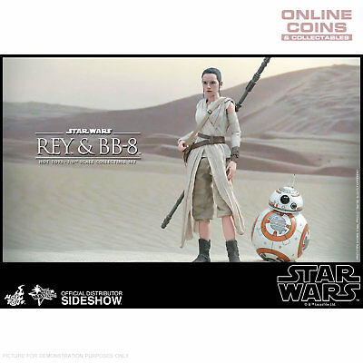 $ CDN399.98 • Buy STAR WARS Rey And BB-8 Episode VII Sixth Scale Figure By Hot Toys