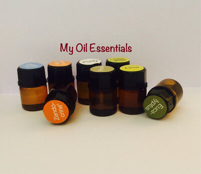 AU9.90 • Buy 2ml Sample Doterra Essential Oil