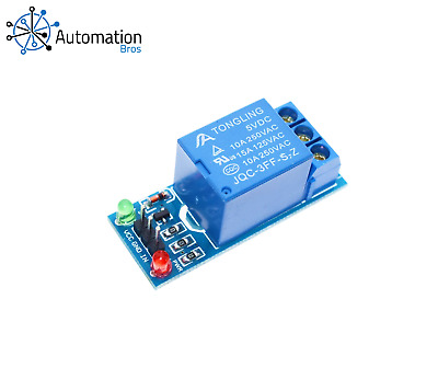 AU6.99 • Buy 5V Single Channel Relay For Arduino