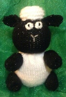 £2.99 • Buy KNITTING PATTERN - Shaun The Easter Lamb Orange Cover Or 15 Cams Sheep Toy