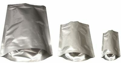 $ CDN42.45 • Buy Pleasant Grove Farm 7 Mil Zip Lock Mylar Bags Stand Up Gusseted Pouches