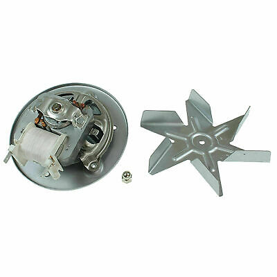 Plaset Type Fan Oven Cooker Motor Hotpoint Indesit Creda Cannon C00230134 A5002 • 21.50£