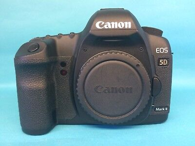 $ CDN1575 • Buy Used Canon EOS 5D Mark II 21.1MP Camera - Body Only # 2764B003