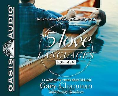 AU31.88 • Buy 5 Love Languages For Men: Tools For Making A Good Relationships CD AUDIO