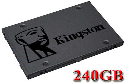 £28.19 • Buy Kingston A400 240GB 240G SSD Solid State Drive 2.5  SATA III 3 6Gb/s 500MB/s