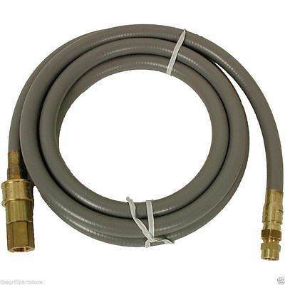 $ CDN84.58 • Buy MB Sturgis Weber Summit 1/2  Large Natural Gas Quick Release Hose For Grills