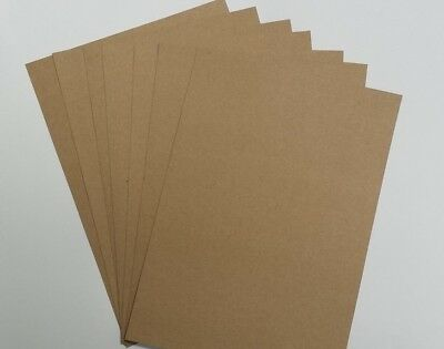 £1.49 • Buy A4 Brown Kraft Paper / Card 100 % Recycled Eco Friendly – Craft