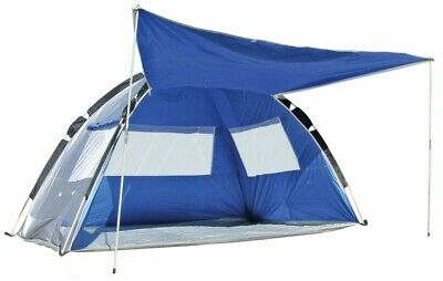 AU79.95 • Buy Pop Up Beach Tent Sun Shade Shelter - Land And Sea