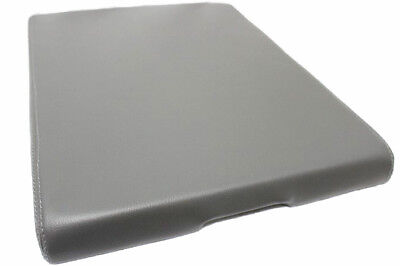 $18.78 • Buy Fits 04-14 Nissan Titan Gray Leather Synthetic Center Console Lid Armrest Cover