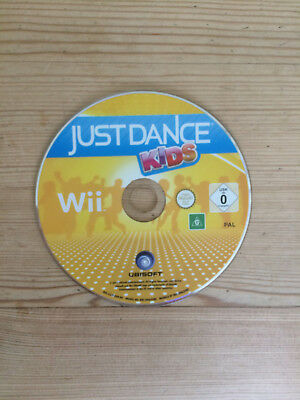 Just Dance Kids For Nintendo Wii *Disc Only* • 5.99£