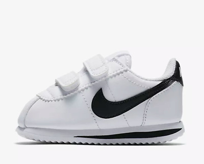 03f3b7d70ad31 New Nike Baby Cortez Basic SL Toddlers Shoes (904769-102) White